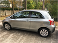 2007 Toyota Yaris single owner exceptionally well maintained high gas mileage manual trans car 706