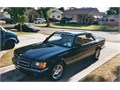 1983 Mercedes-Benz 500SEC cheap ran great until timing chain fell off during start mode did not