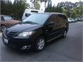 2006 Mazda MPV LX Black Exterior 4 Door Mini Van 6 Cylendar 30 Liter 131400 Miles Power Window