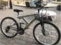 Mountain bike Next 26  wheels disc brakes full suspension all aluminum new thorn proof inner tubes