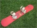 139cm Sims snowboard