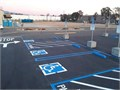 Professional parking lot striping Driveway and parking lot sealer Commercial and Resident