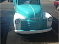 1950 chevy panel truck 235 engine 5 speed trans 10 bolt rearend call for more details 000 805-234