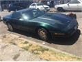 Chevrolet corvette purchased a year ago taken to fh daily for full tune up brand new tires Goodyear