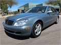 2004 Mercedes Benz S500 110k low miles Clean Title No Accidents Immac Freezing AC FrontRear P