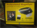 Professional Magnifyer new in box never used 2000 310-645-9708
