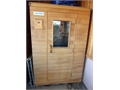 Sauna - Magicyura Magic Life - 5 hr Fitness USA - Solar Health - Infrared Therapy  120 volt - must