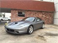 This is a rare 2002 manual Ferrari 575M Only 246 3 peddle 575Ms were produced out of a total of 2