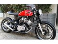 1982 Yamaha XV CAFE Street Fighter VIRAGO TWIN 920ccShaft drive Rear set control Clip On han