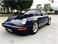 A stunning 1987 Porsche 911 Rs tribute 32 liter coupe matcing numbers Bali blue on black  has a cle