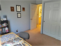 In Corona Bedroom for rent Furnished with basic necessities Twin size bed two drawers beneath n