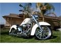 2003 Harley Davidson Anniversary Custom Fat BoyExcellent Condition - LOW Mileage Custom Paint