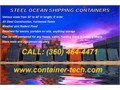 FOR SALE Storage Shipping Ocean Containers These are used ALL STEEL Storage Shipping cargo Contain