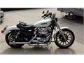 2007 Harley-Davidson 1200L White large tank mustang seat windshield removable rack 5164 miles