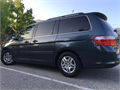 2006 Honda Odyssey EX-L A fully loaded luxury minivan with leather seating and capacity for 8 It