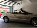 2004 Chrysler Sebring convertible in not working condition for saleGood body great looking leath