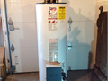 Hot Water Tank LP Gas Richmond 50 gallon LP gas power vent hot water tank Excellent condition Ma