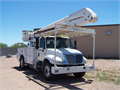 05 International Diesel 6 Spd Manual AC Altec 55 Ft Lift Air Brakes 46K MilesFor info Call