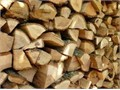 Firewood splitseasoned hardwood you pick up As much or as little as you want 2500 for 30 piece