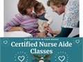 Best feature of our Certified Nurse Aide class 1Four-week classes2Employer partners looki
