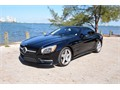 2013 Mercedes Benz Sport Black with Black Premium Leather Interior Burl Wood Trim Wood Steering Whee