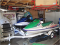 2007 SEADOO GTX 3-seater-low hours-like new 1994 SEADOO GTX 3-seater with towable Hydro trailer Do