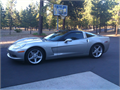 2006 Chevrolet Corvette 3LT Used 25000 miles Private Party Coupe 8 Cyl Sil