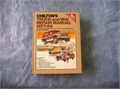 Chiltons 7357 Truck and Van repair manual 1977-84 US  Imports 1500  great condition shipping X