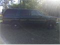 1995 Chevrolet Tahoe 4x4 new wheels new paint ac blows cold low miles 114000 miles