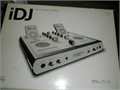 I Dj  DJ mixer dual i pod docks inputs for turntable computer  mp3 effects  14000 southpaw777veri