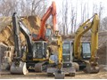 Our company specializes in construction equipment  financing and can work with damaged credit and st