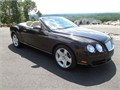 2008 Bentley GTC convertible This rare Mocha brownBentley looks runs and drives like a new car a