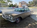 1960 Chevy Impala four-door hardtop 350 engine 350 trans power steering power brakes Original Califo