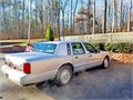 Up for sale is this beautiful1996 Lincoln Town Car Signature Series 84k Miles Silver Color Low Mil