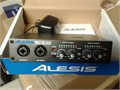 Mic preamp 2 channel Alesis 4000 814-691-5657