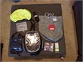 Givi Xs308 Tank bag like new with all accessories this is a tank mount systems 10000 amiddionea