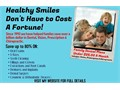 Affordable Dental Program for you and your entire Family  NO Waiting Perio