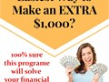 Get financial freedomWe offer you a program that bring you a financial freedomHere is a speci