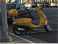 Vespa European important Vespa with matching Rear Trunk that goes 70mph You can comfortably ride it