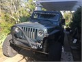 1997 Jeep Wrangler with Vortec V8Tera High pinion Dana 60 Axle with ARB Air Locker  Disc Brakes