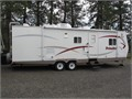2007 Prowler 28FQS 28 travel trailer in immaculate condition Everything extremely well maintained