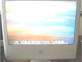 20 inch PowerMAC 12121ghz Power PC G5  Apple15gb DDR2 SDRAM200gb Hard DriveMac OS X Leopa