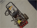 HIGH PRESSURE WASHER FOR DE-GREASING AND HEAVY CLEANING 2700 PSI AT 26 GPM DRIVEN BY A 76 HP GA