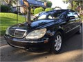 2002 Mercedes Benz S500 70k miles Clean Title No Accidents Immac In  Out Freezing AC Front  R