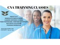 4 Weeks Training - Get your Certificate with free textbooks ID badge and uniformsClinical Hours