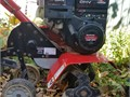 Yard MachinesMTD 5hp rototiller with adjustable tines 13 22 and 24 settings Only been used th
