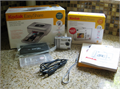 Kodak EasyShare C315 camera and Kodak EasyShare PP300 printer Camera never used Printer box has ne
