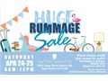 The Agua Dulce Womens Club will be having a two day Rummage Sale with TONS of items  The sale wil