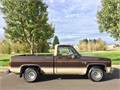 1984 Chevrolet Silverado 1500 C-10 Short Wide Bed with 20000 Original MilesThis is a 110 Rust Fre
