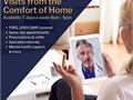 Virtual care allows patients access to Medical Providers for assessment diagnosis and treatment opt